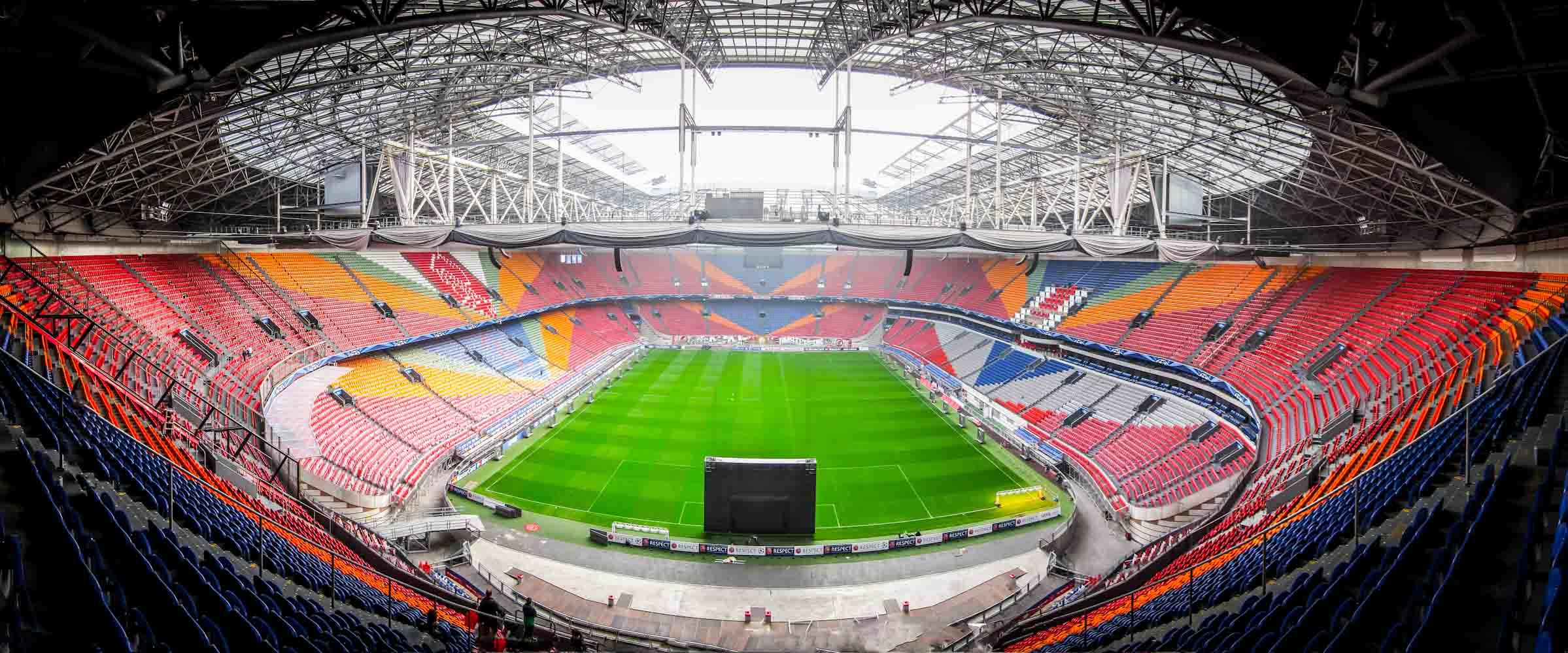 Amsterdam Arena: Voorbeeld voor smart cities